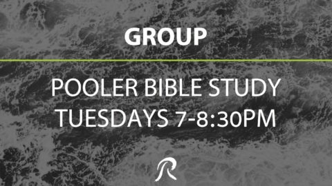 Pooler Bible Study – GROUP