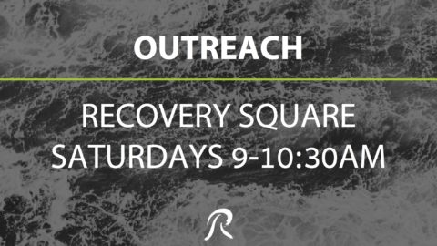 Recovery Square Men's Bible Study – Outreach