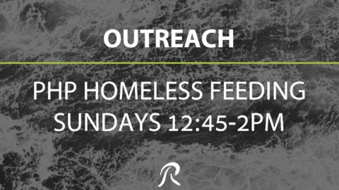 PHP – People Helping People Homeless Outreach